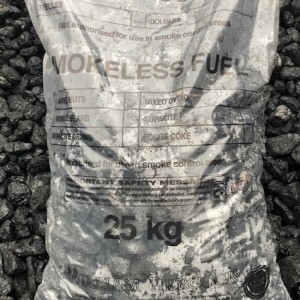 Anthracite Nuts 25kg