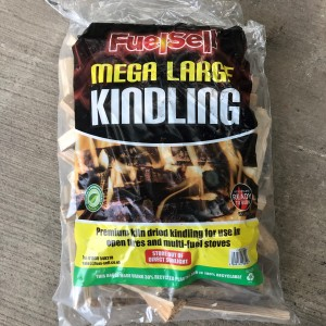 Bag Of Mega Large Kindling
