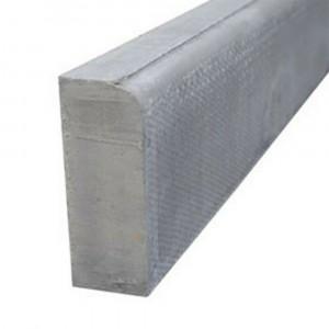 B.S. Bullnose Concrete Edging  914 x 150 x 50mm
