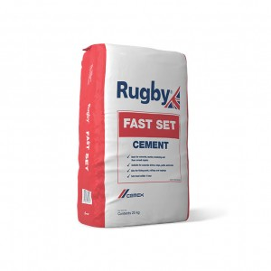 Ruby Fast Set Cement  25kg
