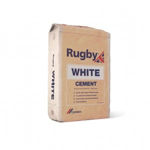 Rugby White Cement 25kg