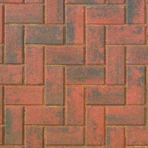 Brett Brindle Omega Block Paving 200x100mm