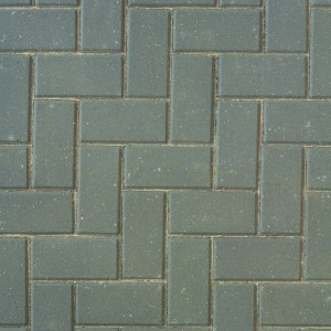 Brett Charcoal Omega Block Paving 200x100mm