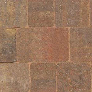 Bradstone Woburn Rumbled Autumn Single Size