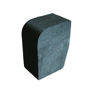 Brett High Kerb Charcoal 150x100x200mm Bullnose