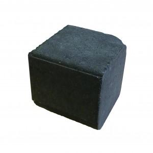 Brett Drivestyle Kerb Corner Internal Charcoal 125x125x125mm Bullnose