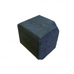 Brett Drivestyle Kerb Corner Internal Charcoal 125x125x125mm Splayed