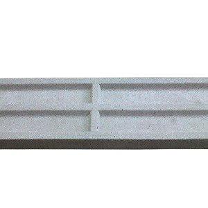 """6' x 12"""" Recessed Concrete Gravel Board"""