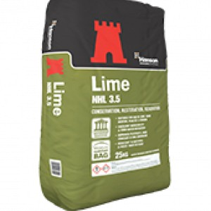 NHL Hydraulic Lime 3.5 (White Only)