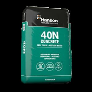 40N Concrete 25kg
