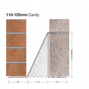 Birtley Steel Lintel HD110 Range