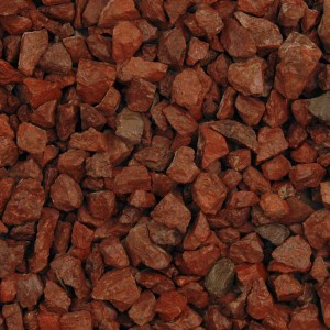 Red Granite 14mm Handy Bag