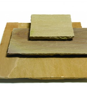 Raj Blend Sandstone Paving Project Pack