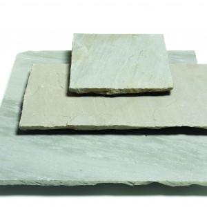 Light Grey Sandstone Single Size Paving