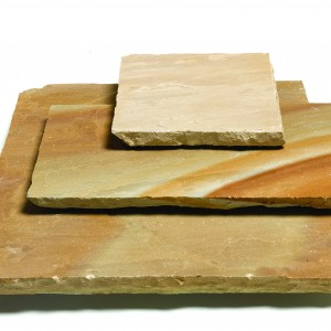 Buff Sandstone Single Size Paving
