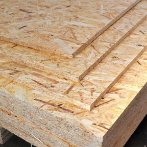2400x1200mm OSB 3 Board