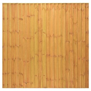 Trade Feather Edge Panel Golden Brown