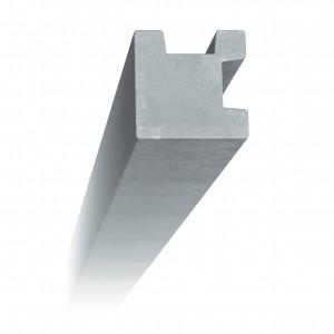 Concrete Slotted Corner Post
