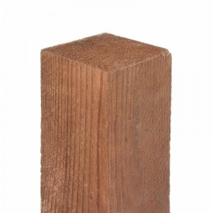 Treated Fence Post 75mm x 75mm