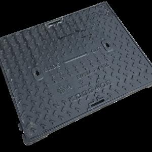 600 x 450 Ductile Iron MHC&F B125 (KD 3340S)