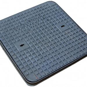 600 x 600 Cast Iron MHC&F A15 (E10C1)