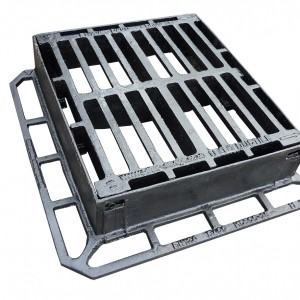 430 x 370 Hinged Waterway Gully Grate D400 (KD500)
